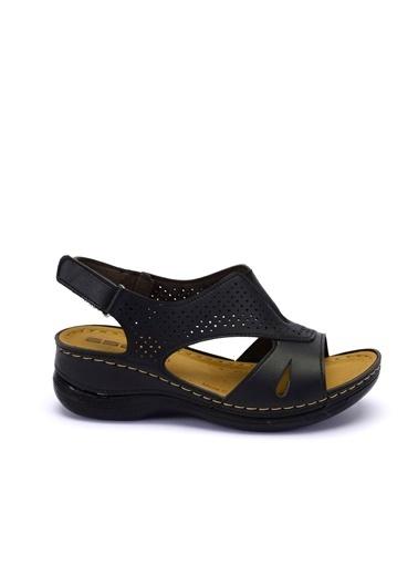 Esem ESEM ESM246.Z.002 Kadın Sandalet  Siyah